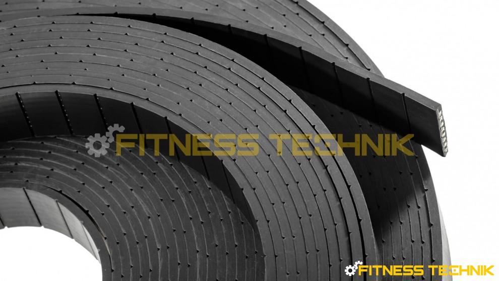 Kevlar belt for fithess strength equipment
