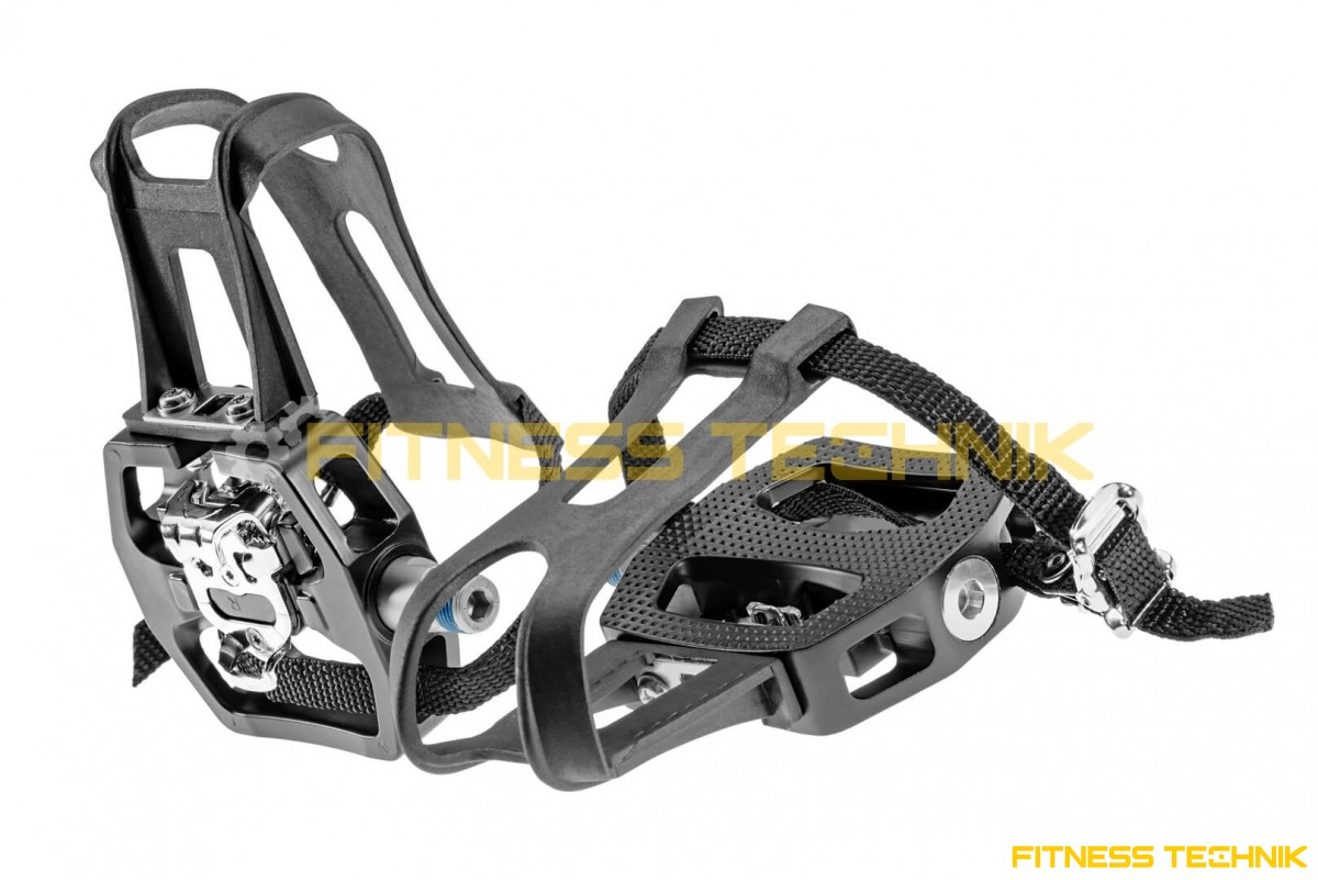 Dual purpose bike pedals with SPD system - fits To