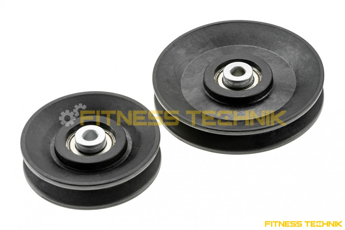 Cable Pulley 115 mm for Fitness Equipment