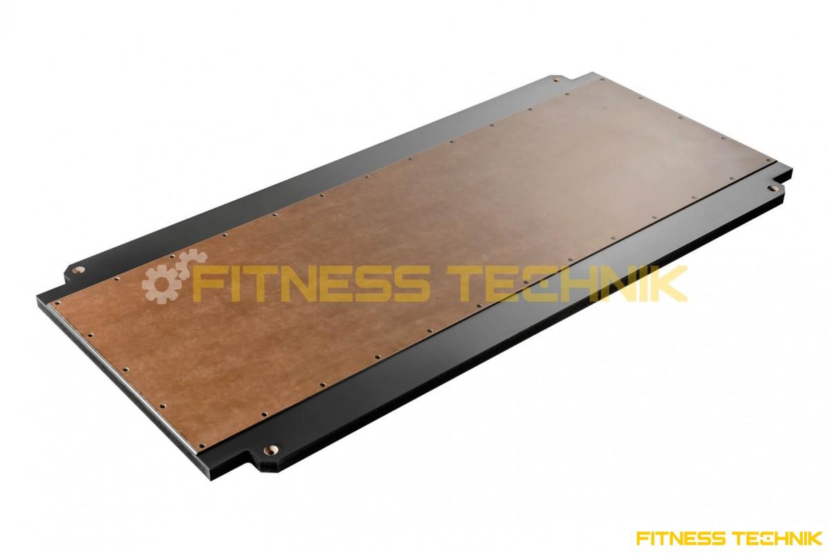 Technogym Excite RUN700 Treadmill Deck - thickness