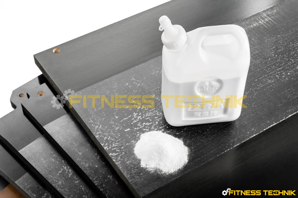 Cybex T790 Treadmill Deck wax surface