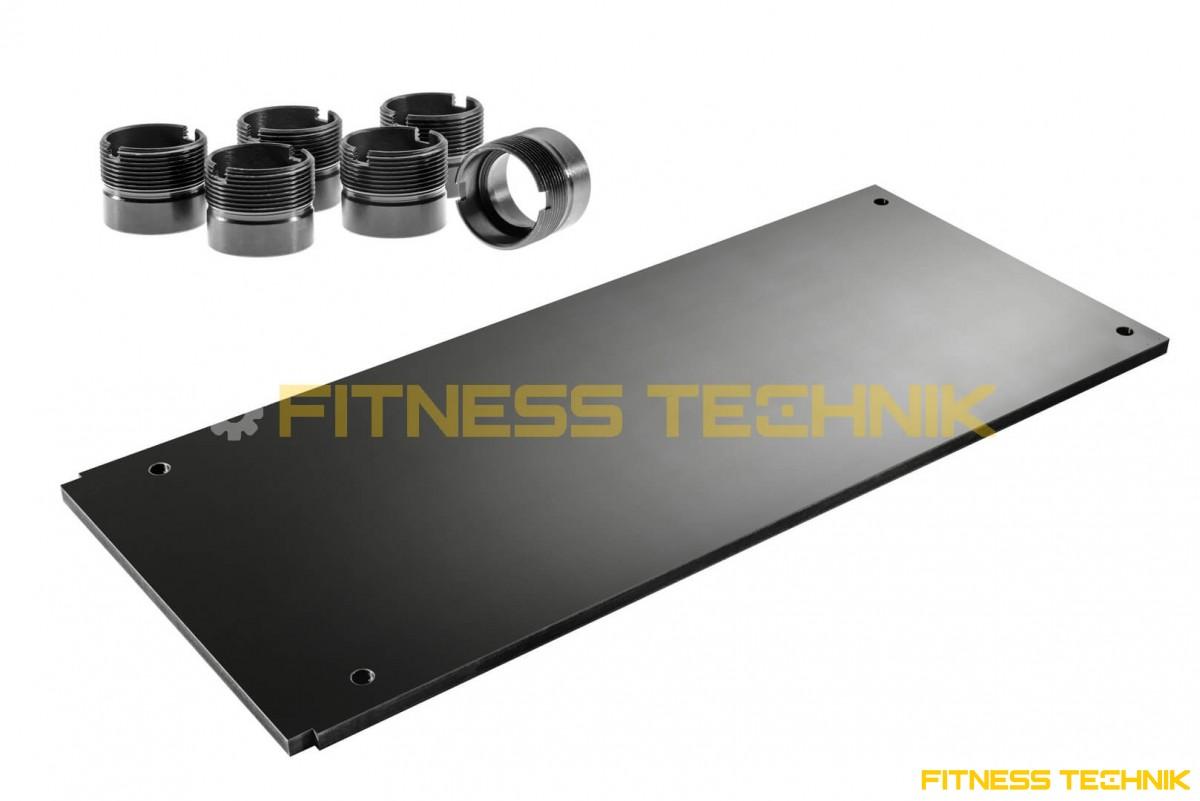 SportsArt T672 Treadmill Deck - bushings kit inclu