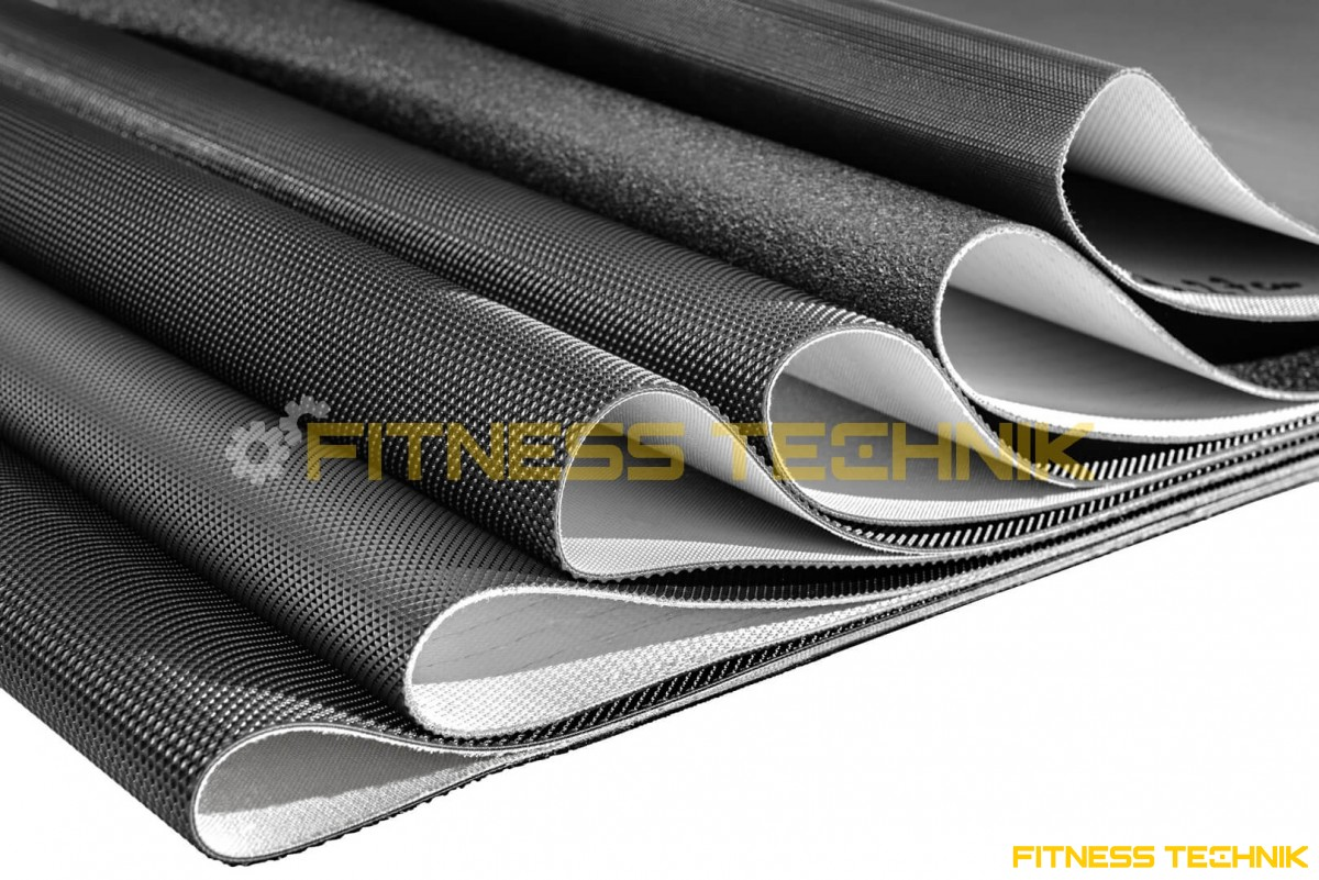 SportsArt T670 Treadmill belt - belt's structure v