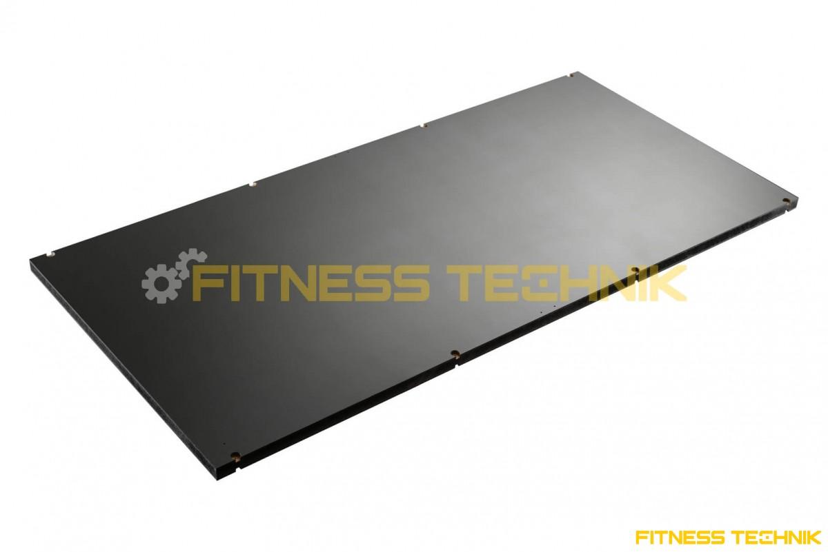 Star Trac Pro Treadmill Deck - profile view