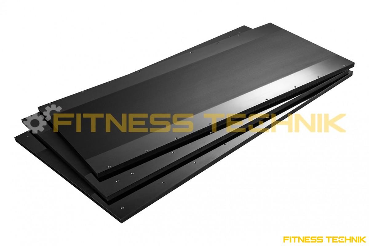 Treadmill Deck for Cybex 530 / 550 profile view