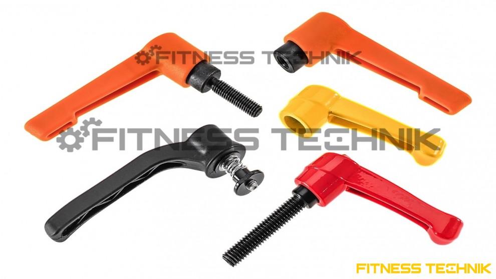 Klamki do rowerów i maszyn fitness