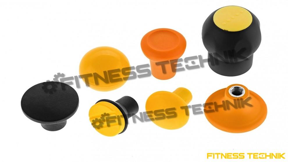 Gałki pin - bolce stosowane w sprzęcie fitness