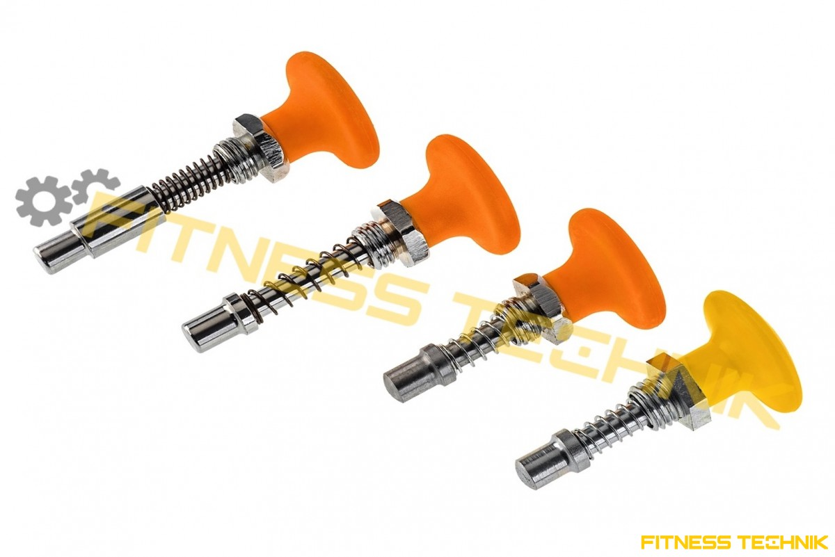 Locking Pull Pins to Matrix Fitness