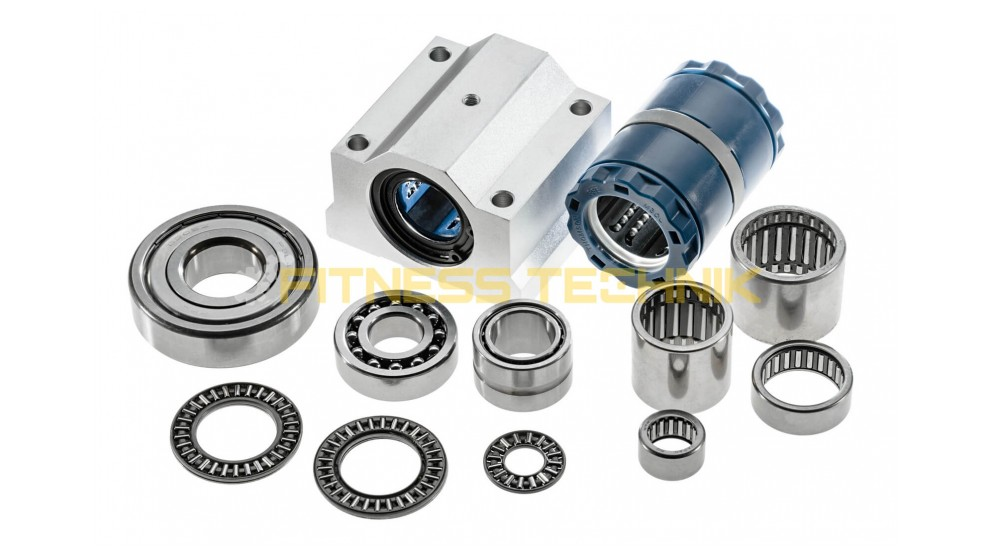 BEARINGS, ONE WAY BEARINGS, LINEAR BEARINGS