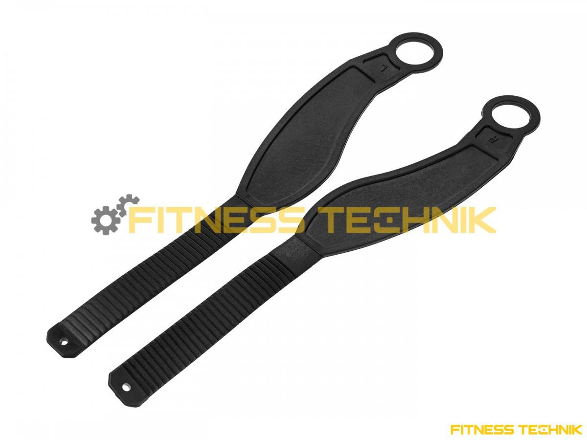 Bike Pedal Toe Straps Star Trac / Precor - Model F