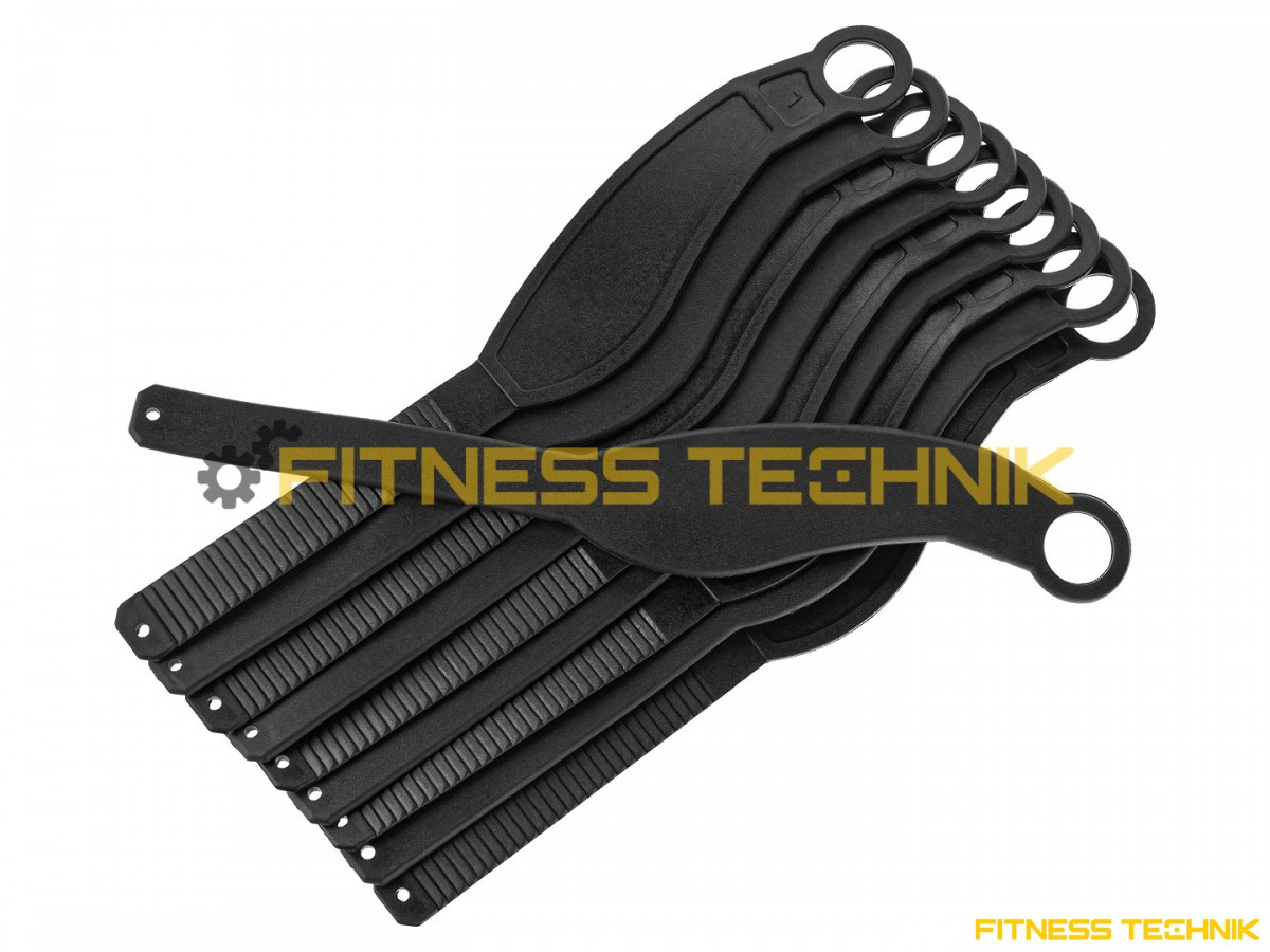 New model bike pedal straps for Star Trac and Prec
