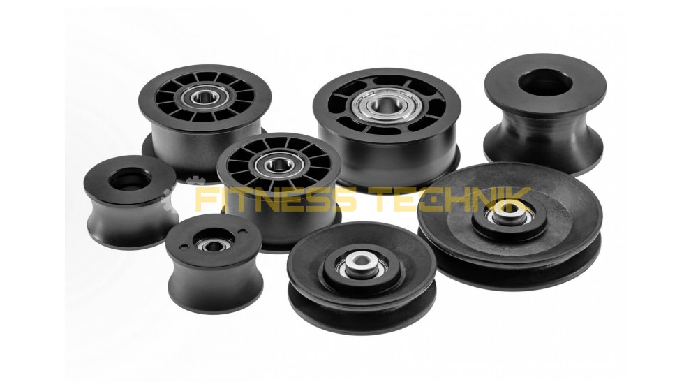 PULLEYS / GUIDE ROLLERS
